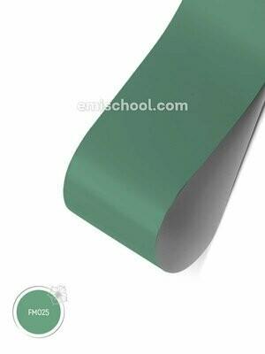 Foil matte Green Emerald, 1.5 m