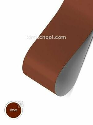 Foil matte Brown, 1.5 m