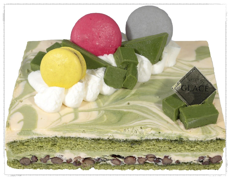 Green Tea Tiramisu 抹茶ティラミス