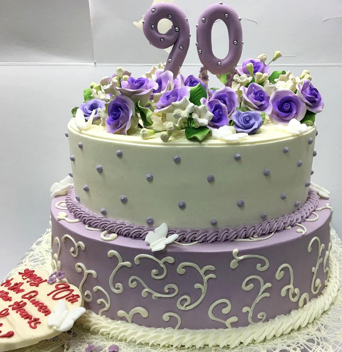 Amazing 90Th Birthday Personalised Birthday Cards Paralily Jamesorg