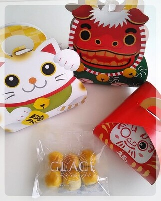 CNY Pineapple Tart 6s
