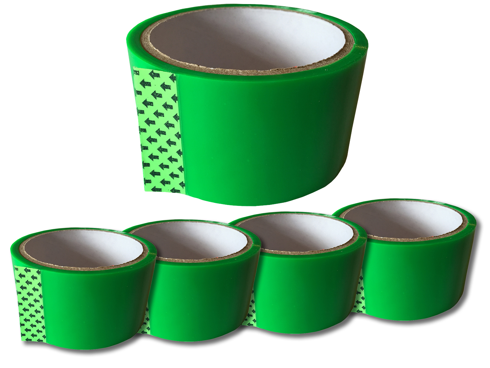 Tag-A-Room® Tape - Green - (4 PACK) 318027