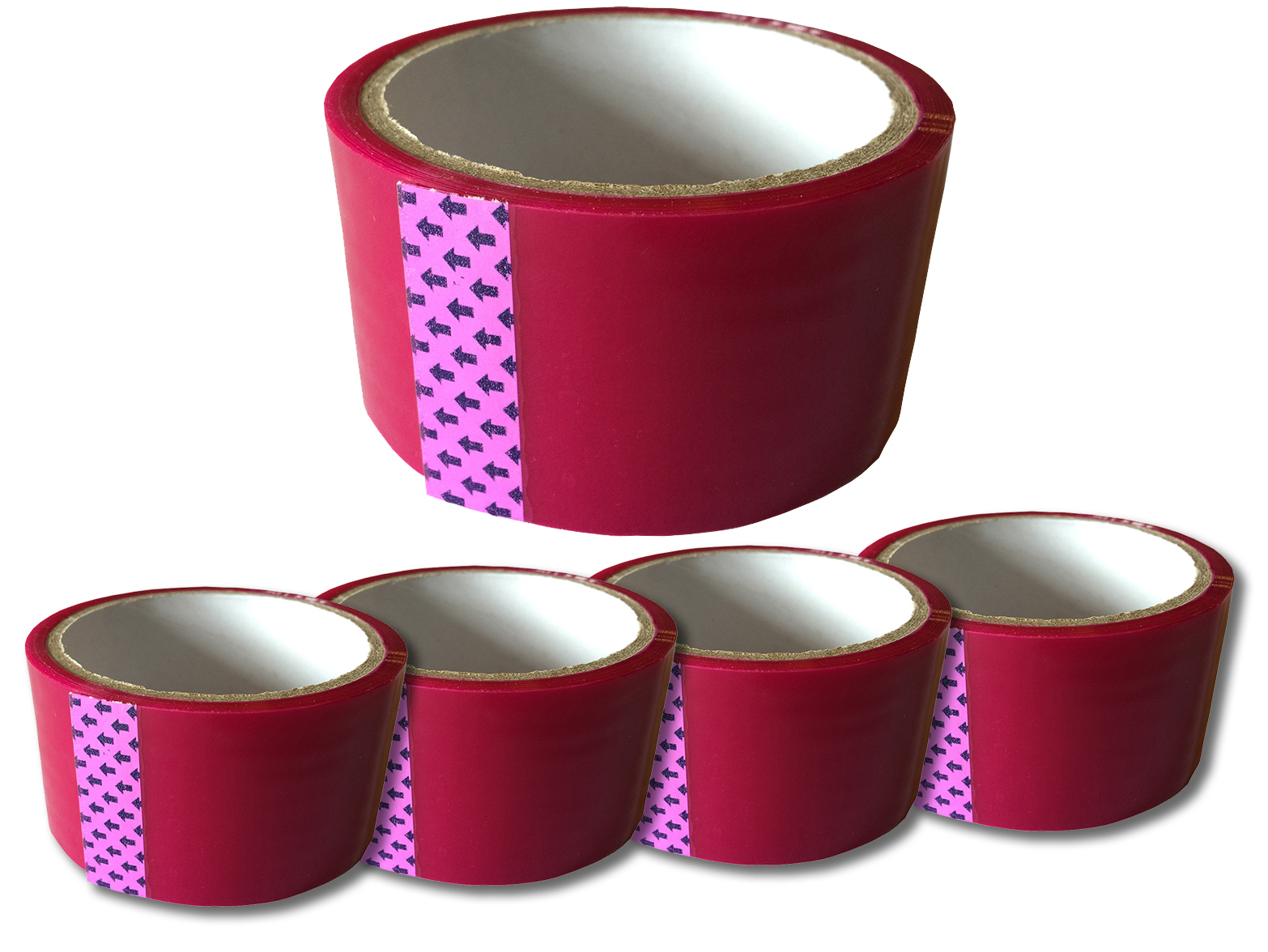 Tag-A-Room® Tape - Purple - (4 PACK) 318140