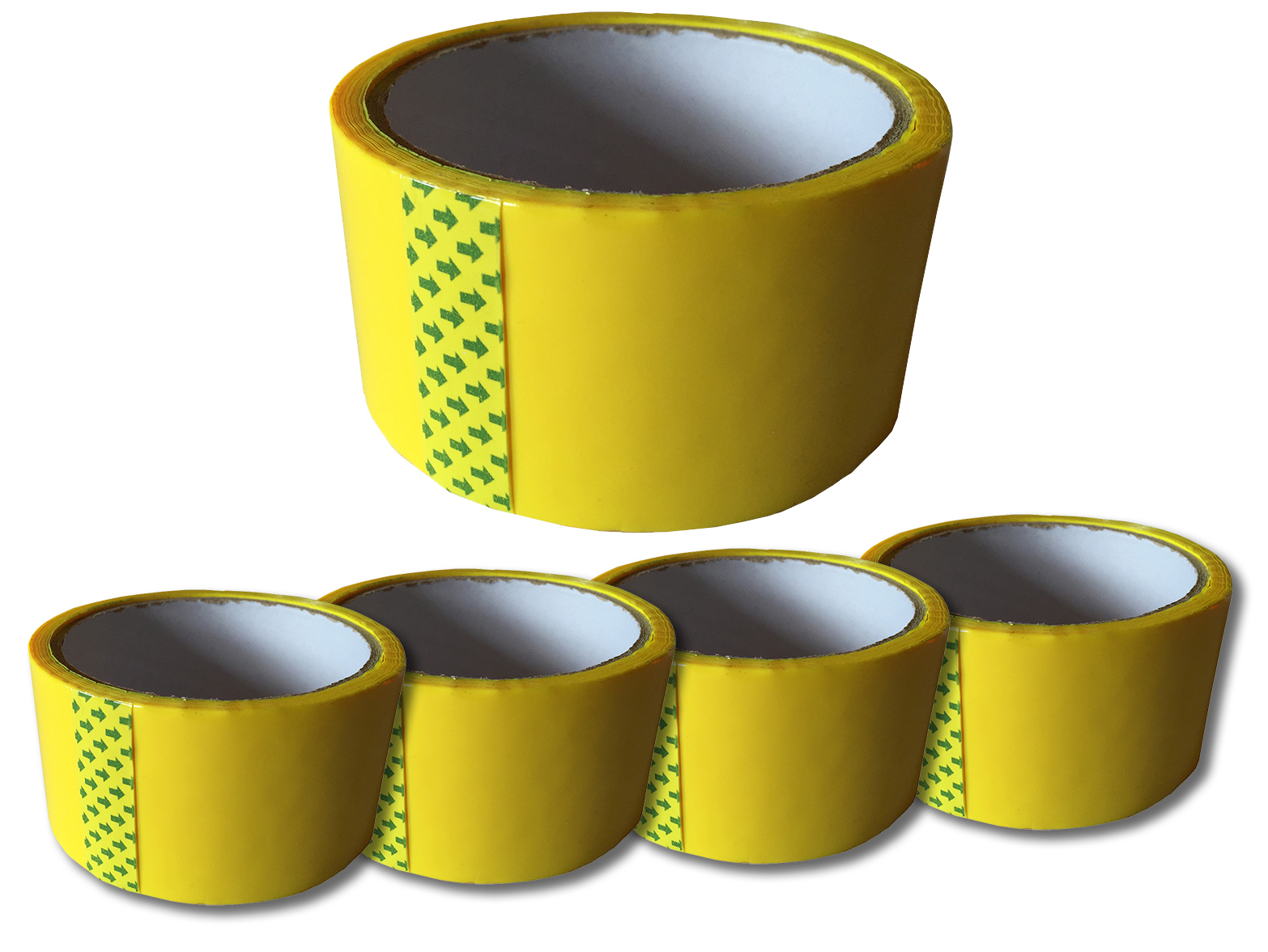 Tag-A-Room® Tape - Yellow - (4 PACK) 318034