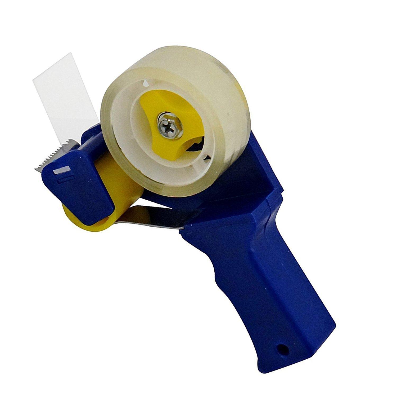 Mini Tape Gun Clear Tape Dispenser and Tape 310014