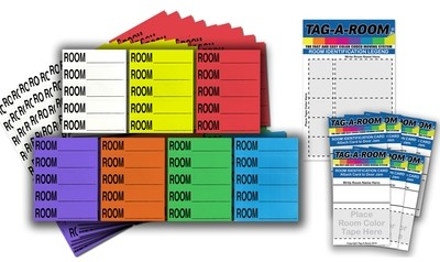 Move By Color Labeling System 350 Count