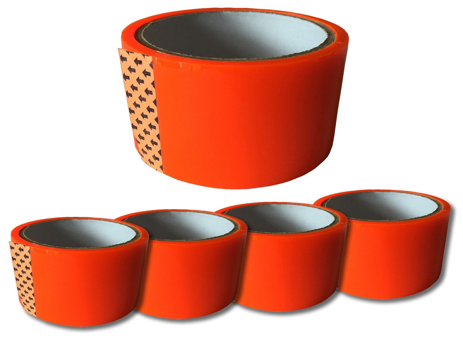 Tag-A-Room® Tape - Orange - (4 PACK)