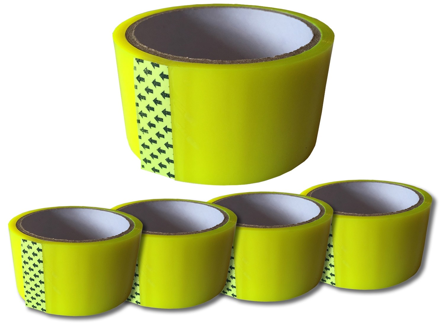 Tag-A-Room® Tape - Neon - (4 PACK)