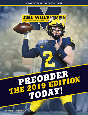 2019 Michigan Football Preview Magazine 1054