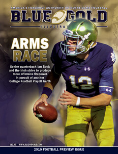 2019 Notre Dame Football Preview Magazine