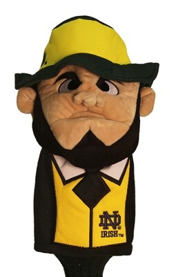 Notre Dame Mascot Golf Head Cover