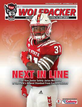 The Wolfpacker September 2019 Issue