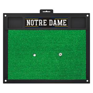 Notre Dame Golf Hitting Mat