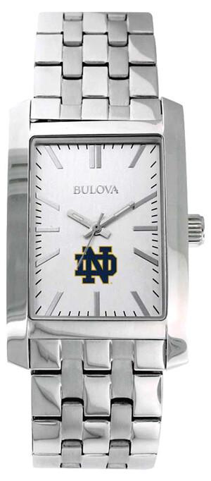 Notre Dame Bulova Men's Watch