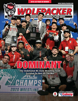 The Wolfpacker Magazine 2-Year Subscription