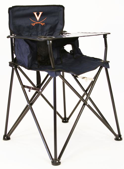 Virginia Cavalier High Chair with Carry Bag 3359