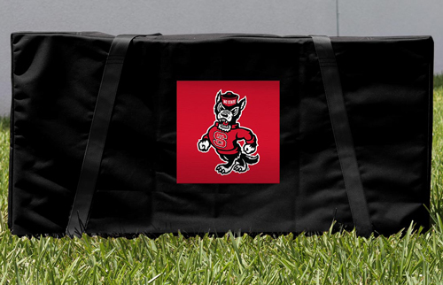 NC State Cornhole Carrying Case