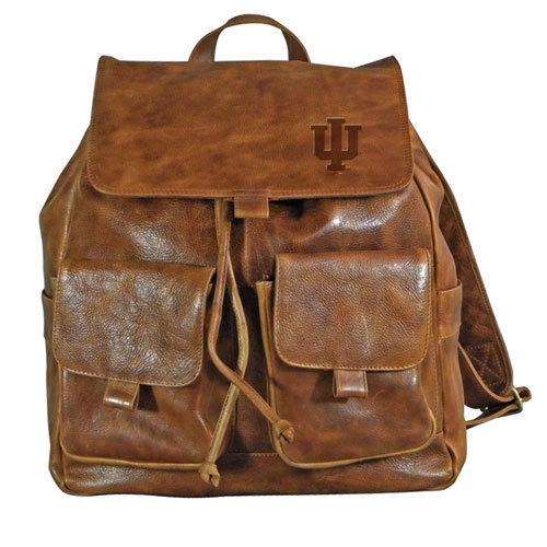 Indiana Westbridge Leather Rucksack