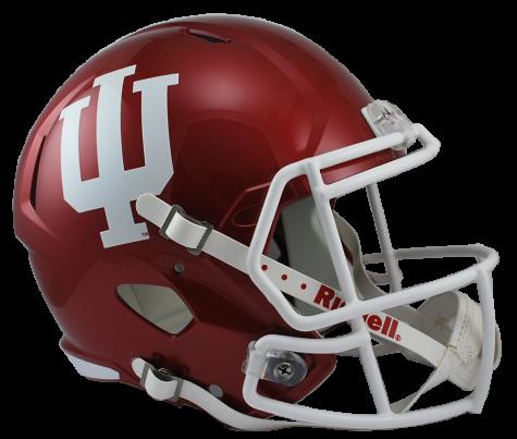 Indiana Speed Replica Helmet by Riddell