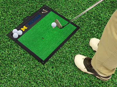 Michigan Golf Portable Hitting Mat
