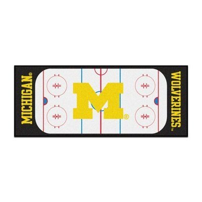 Michigan Hockey Runner Mat