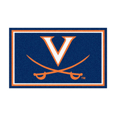 Virginia Cavalier Area Rug (2 sizes available!)
