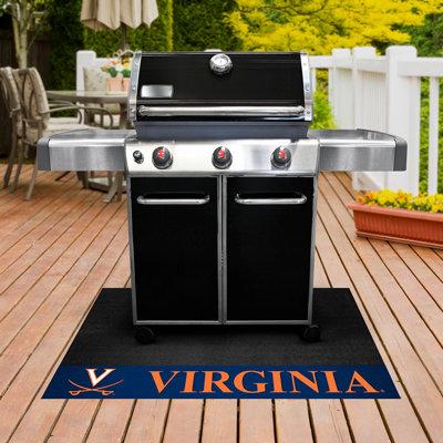 Virginia Cavalier Grill Mat