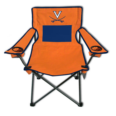 """Virginia """"Monster Mesh"""" Deluxe Arm Chair with Carry Bag 3355-OR"""