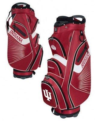 Indiana Hoosier Bucket II Cooler Golf Cart Bag