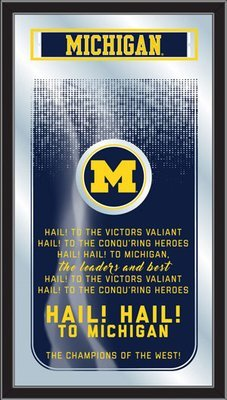 Michigan Fight Song Mirror