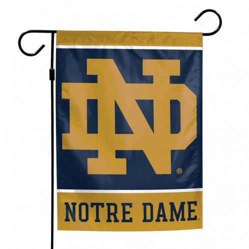 Notre Dame Garden Flag 6137