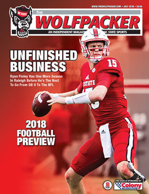 The Wolfpacker 2018 Football Preview 2004-July2018