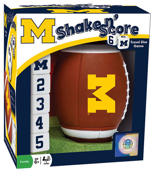 Michigan Shake N' Score