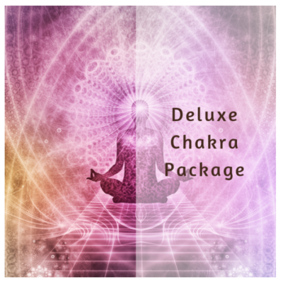 Deluxe Chakra Package