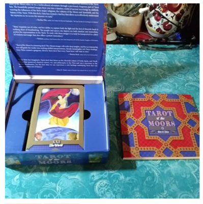 Tarot of the Moors (Like New)
