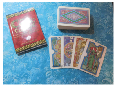 Celtic Tarot (Out Of Print)