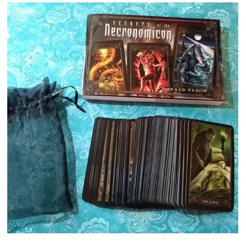 Necronimicon Tarot (USED)