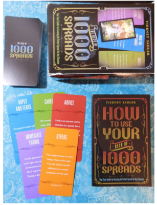 Deck of 1000 Spreads (Out of Print)