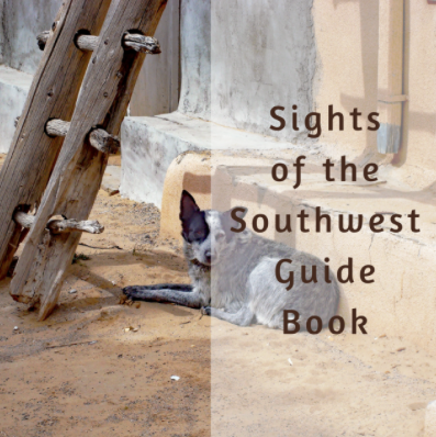 Sights of The Southwest Guidebook