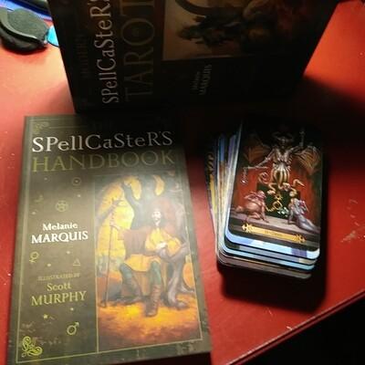 Modern Spellcasters Tarot (Like New)