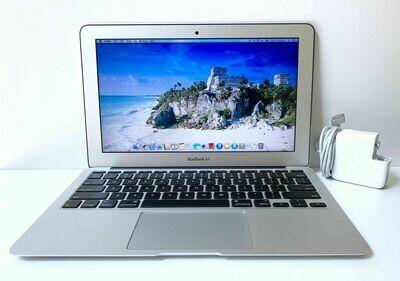 MacBook Air 11inches 4GB RAM 128GB SSD