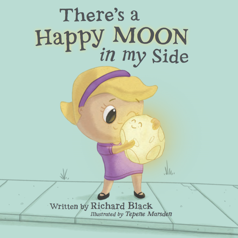 There's a Happy Moon in My Side [Pre-Order]