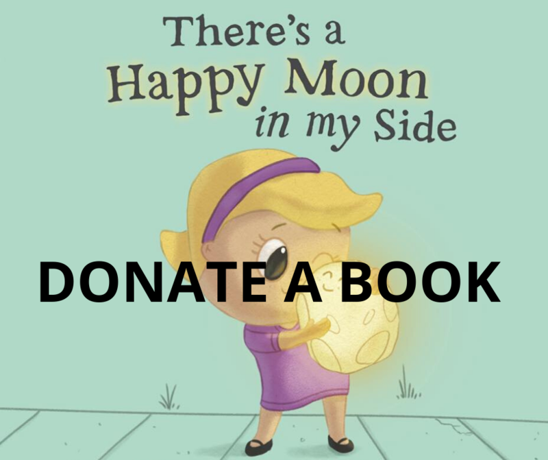 DONATE There's a Happy Moon in my Side