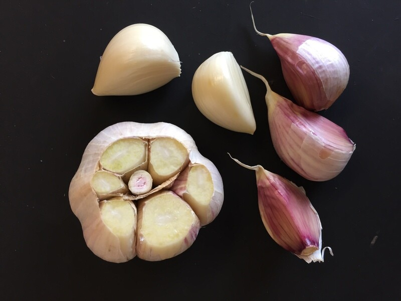 25# Organic Garlic Seed - SPECIAL!