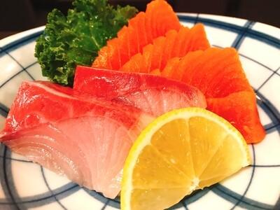Appertizer Sashimi