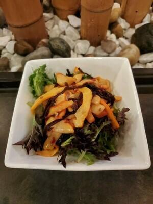 Large Calamari Salad