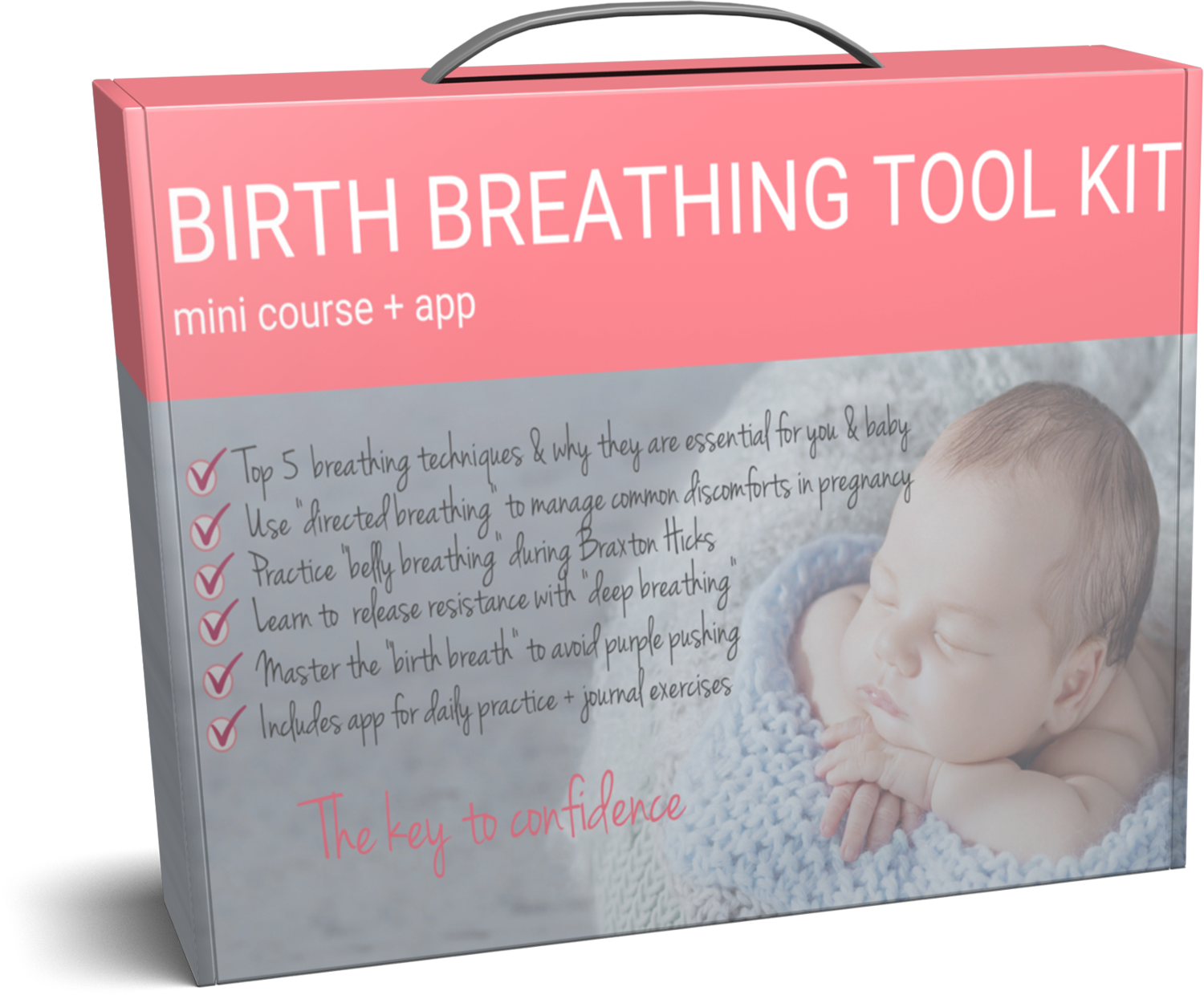 Your most powerful tool during labor and birth