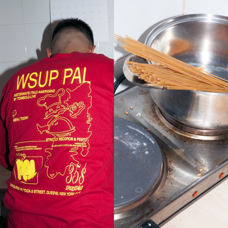 Pal Joey x Tombolo T-Shirt