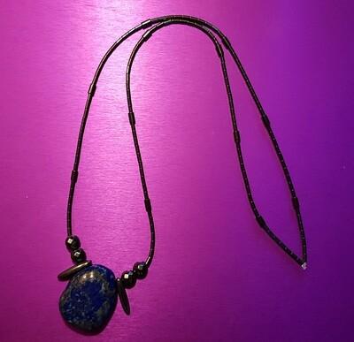 Améká Protection Necklace by Kristel Santelli