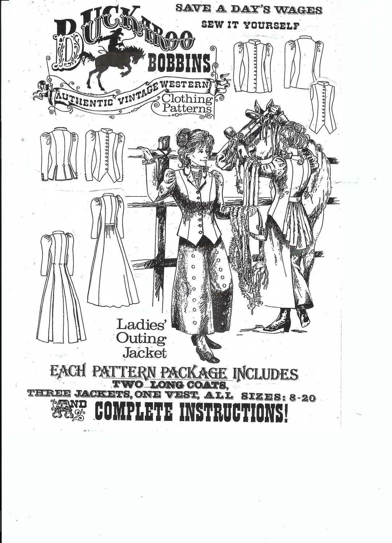 Ladies' Outing Jacket